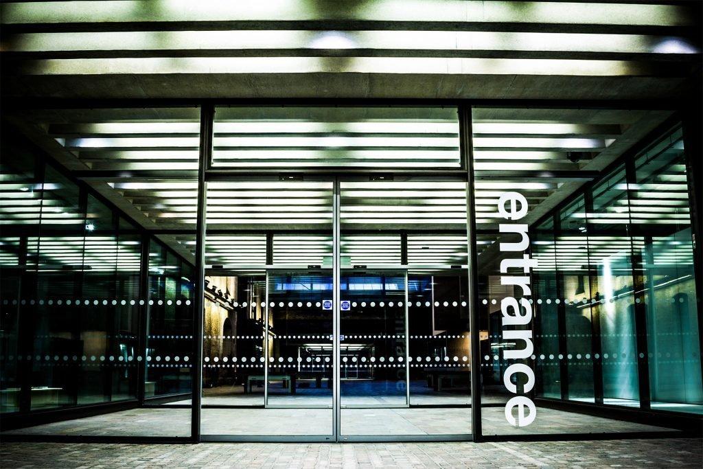 Commercial/Industrial Sliding Doors Winnipeg - Passage Door Systems
